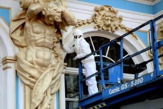 Какие бывают виды реставрационных работ