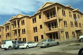 Как строят жилые дома в США
