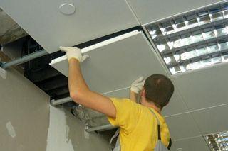 Технические характеристики подвесного потолка «Армстронг»